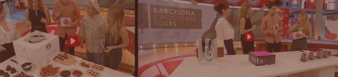 Barcelona Chocolate Tours in TV3